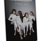 Mamamoo Korean Women S Group Art 20x16 FRAMED CANVAS Print Decor