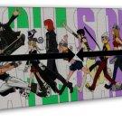 Soul Eater Japanese Manga Anime Art 20x16 FRAMED CANVAS Print Decor