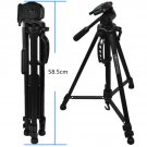 WT-3530 Tripod Stand With Carry Case For Digital Camera DSLR Camcorder