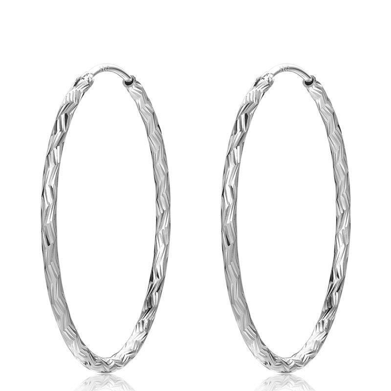 925 Sterling Silver Dangling Earrings