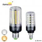 E27 E14 Lamparas LED Lamp 5736 SMD 5W 10W 15W 20W Corn Bulb Light 110V 220V