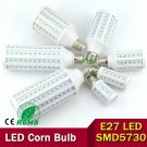 5730 SMD LED Lamp,  7W 12w 15w 25w 30W 40w 50w LED Corn Bulb, E27 220V/110V