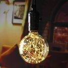 Led lamp e27 led bulb christmas string lights 220v 230v filament bulb g60 g
