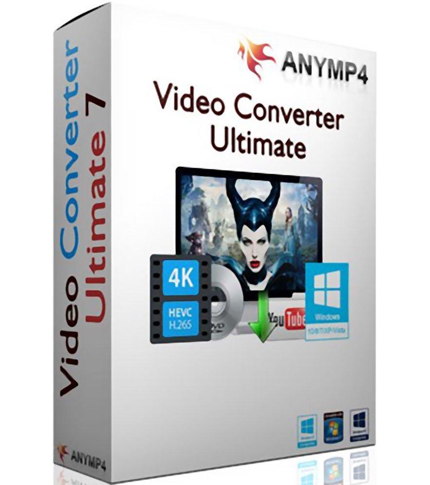 [Lifetime] AnyMP4 Video Converter Ultimate (2020 Latest Version) [Windows]