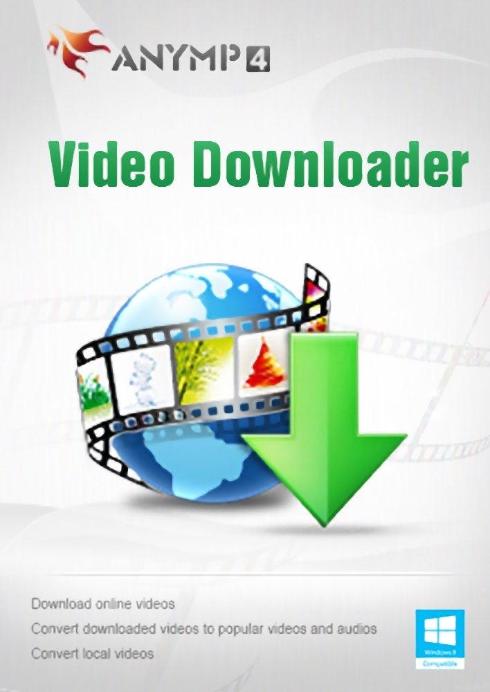 [Lifetime] AnyMP4 Video Downloader - YouTube, Facebook (2020 Latest Version) [Windows]