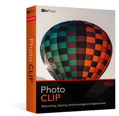 [Lifetime] InPixio Photo Clip 9 Professional (2020 Latest Version) [Windows]