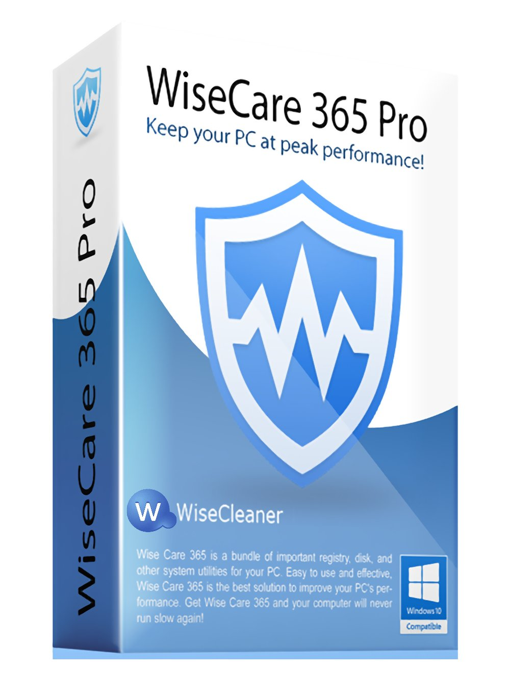[Lifetime License Update] Wise Care 365 Pro 5.6.2 (2020 Latest Version) - 3PC