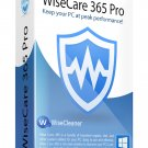 [Lifetime License Update] Wise Care 365 Pro 5.5.8 (2020 Latest Version) - 3PC