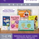 Hallmark Card Studio 2018 Deluxe - 3 PC (Latest Version) [Windows]