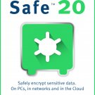 Steganos Safe 20 - 5 PC (2019 Latest Version) [Windows]