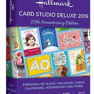 Hallmark Card Studio 2019 Deluxe (Latest Version) [Windows]