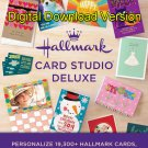Hallmark Card Studio 2020 Deluxe - 3 PC (Latest Version) [Windows]