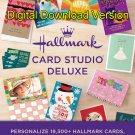 Hallmark Card Studio 2020 Deluxe - 3 PC (Latest Version) [Windows]