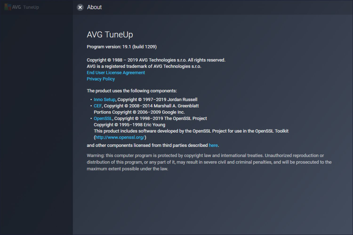 50% off [8 Years Subscription] AVG TuneUp - 2 PC (Latest Version) [Windows]