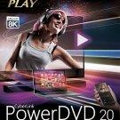 [Lifetime Update] CyberLink PowerDVD Ultra 20.0 Build 2212.62 - 3 PC (2020 Latest Version) - 3 PC