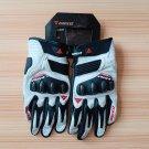 Dainese Gloves Short White