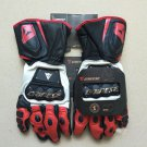 Dainese 4 Stroke Evo Long Gloves Black Red