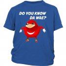Do You Know Da Wae Youth Kids Shirt Funny Uganda Knuckle T-Shirt