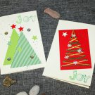 Handmade by Artisan 3D Cards | Holiday Cards with Envelopes | Unique Design 100% Handcrafted
