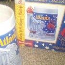 BUDWEISER 1996 USA ATLANTA OLYMPIC GAMES BEER STEIN MUG