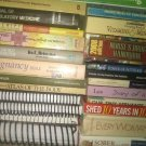 BOOKS - HEALTH, BEAUTY, MEDICAL, and... LOT OF QTY 21