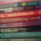 PSYCHOLOGY - MENTAL HEALTH - BOOKS/TEXT BOOKS - QTY 9 - about 15 pounds