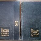 LINCOLN LIBRARY OF ESSENTIAL INFORMATION - VOLUME 1 AND 2