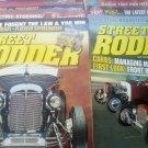 STREET RODDER - MAGAZINES - YEARS 2005 TO 2006 - QTY 17