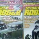STREET RODDER - MAGAZINES - YEAR 2011 - QTY 12