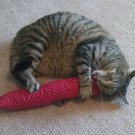 "15"" Catnip Kitty Kicker Stix ""With No Catnip Pocket"" (Red#1)"