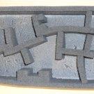 Army Transport Pluck Foam Tray Sabol 13 x 7.75 x 3    3G