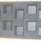 Army Transport Pluck Foam Tray Sabol 13 x 7.75 x 3    3D
