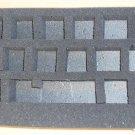 Army Transport Pluck Foam Tray Sabol 13 x 7.75 x 2