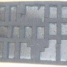 Army Transport Pluck Foam Tray Sabol 13 x 7.75 x 1