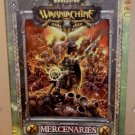 Forces of Warmachine: Mercenaries MkII faction book soft cover