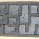 Army Transport Pluck Foam Tray Sabol 13 x 7.75 x 2 2B