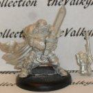 Magnus the Traitor Warcaster Mercenaries Mk3 Warmachine metal d