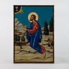 Christian Icon Garden of Gethsemane, catholic and orthodox icons