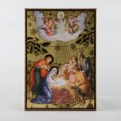 Christian Icon The birth of Jesus, catholic and orthodox icons