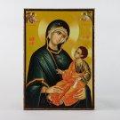 Christian Icon Madonna with Child, catholic and orthodox icons