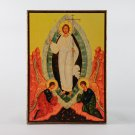 Christian Icon Resurrection of Jesus, catholic and orthodox icons