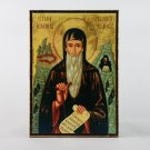 Christian Icon of Saint Ivan Rilski, catholic and orthodox icons
