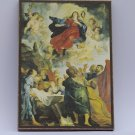 The Assumption of the Virgin Mary, Painting by Peter Paul Rubens,print canvas with handmade finishes