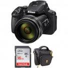 Nikon COOLPIX P900 Digital Camera with Accessories Kit Price 150usd