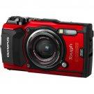 Olympus Tough TG-5 Digital Camera (Red)  price 70usd