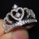 2017 New Arrival Women Fashion Jewelry Pave Setting 925 Sterling Silver Fem