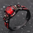 LZESHINE Romantic Ring For Women Authentic 925 100% Solid Sterling Silver F