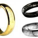 Vnox Masonic Men Ring Stainless Steel & Carbon Fiber 8mm Punk Wedding Jewel