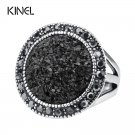 Genuine 925 Sterling Silver Jewelry Brand Rings For Women Wedding Lady Infi