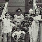 Samoa Children late 1800s